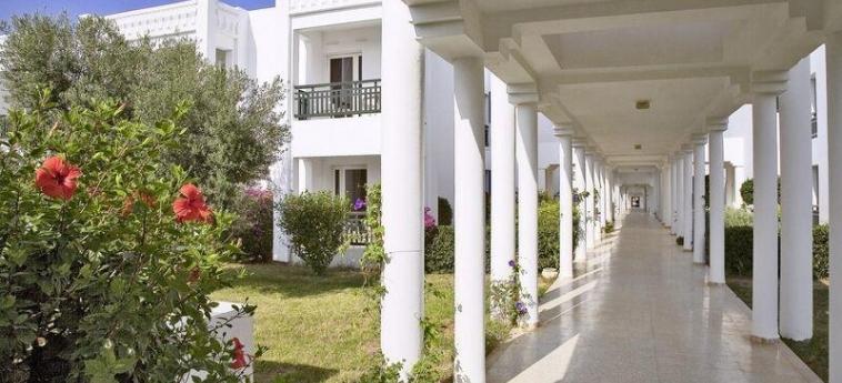 Hotel El Borj: Außen MAHDIA