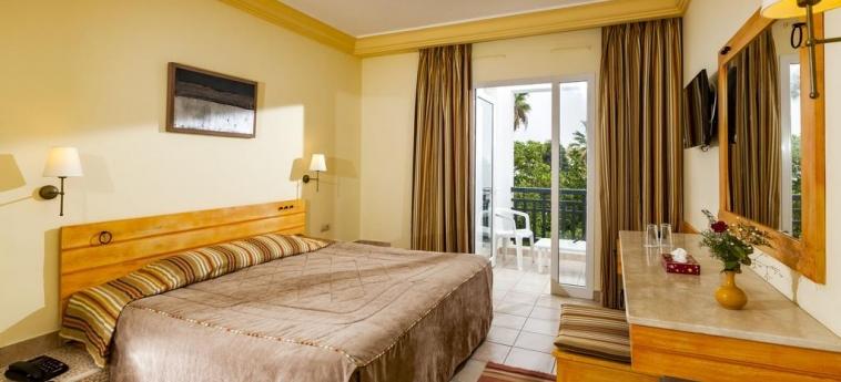 Hotel El Borj: Doppelzimmer  MAHDIA
