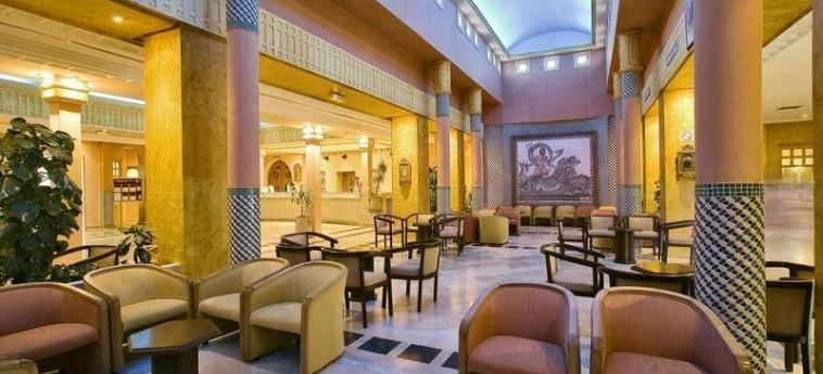 Hotel El Borj: Lobby MAHDIA