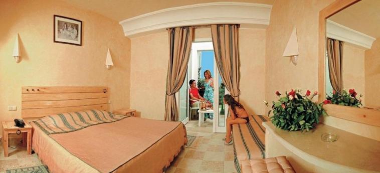 Hotel El Borj: Schlafzimmer MAHDIA