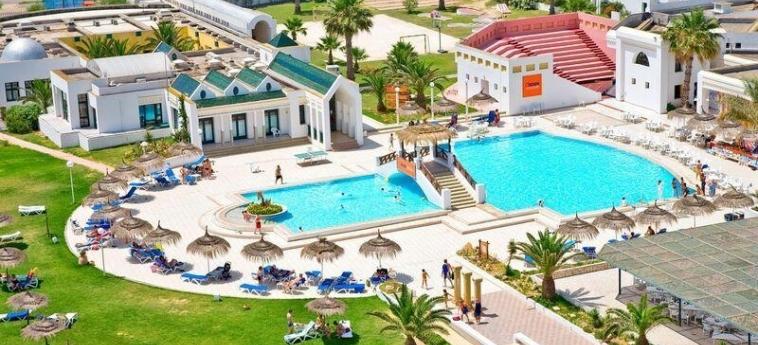 Hotel El Borj: Swimming Pool MAHDIA