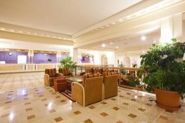 Hotel El Mouradi Cap Mahdia: Lobby MAHDIA