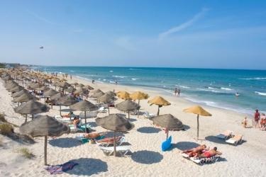 Hotel El Mouradi Cap Mahdia: Strand MAHDIA