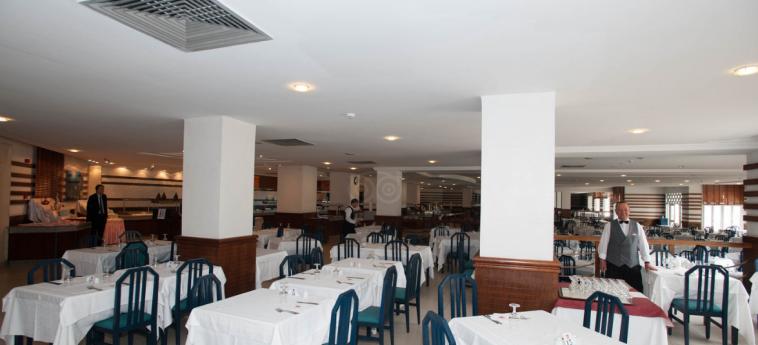 Hotel One Resort El Mansour: Dining Area MAHDIA