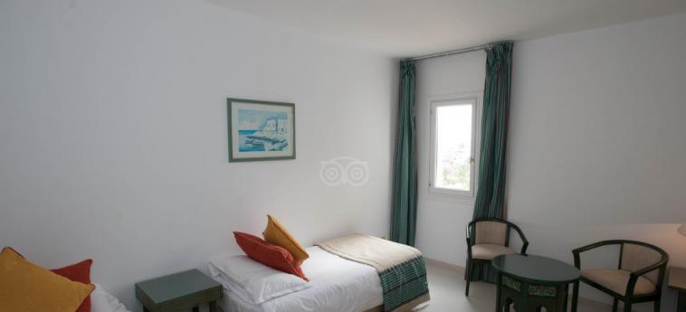 Hotel One Resort El Mansour: Habitaciòn Gemela MAHDIA