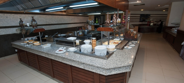 Hotel One Resort El Mansour: Restaurante MAHDIA