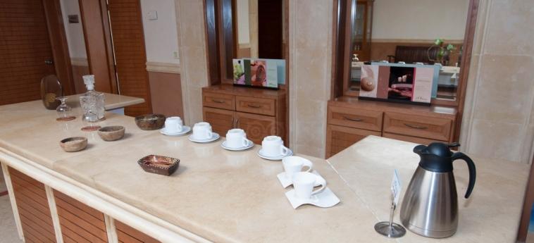 Hotel One Resort El Mansour: Frühstücksraum MAHDIA
