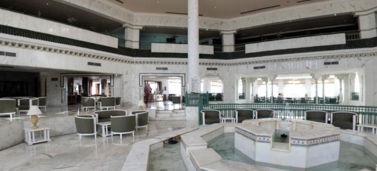Hotel One Resort El Mansour: Hall MAHDIA