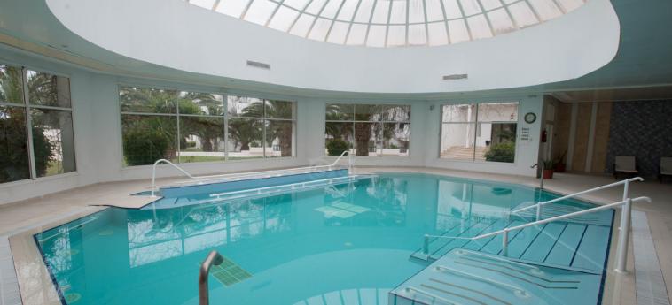 Hotel One Resort El Mansour: Innenschwimmbad MAHDIA