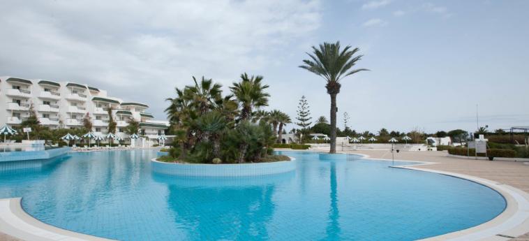 Hotel One Resort El Mansour: Schwimmbad MAHDIA
