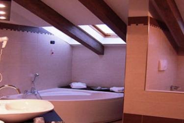 Malpensa Inn Hotel Motel: Badezimmer MAILAND