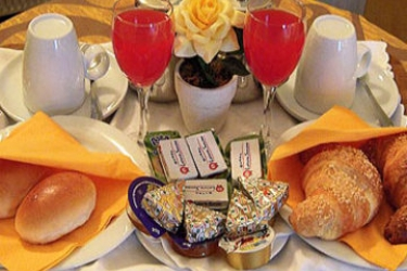Malpensa Inn Hotel Motel: Frühstück MAILAND