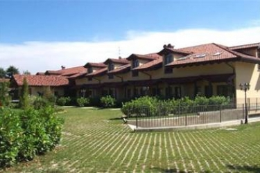 Malpensa Inn Hotel Motel: Garten MAILAND