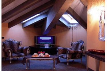 Malpensa Inn Hotel Motel: Zimmer Suite MAILAND
