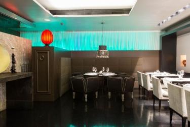 Hotel Sina The Gray: Restaurant MAILAND