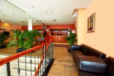 Hotel Rex: Lobby MAILAND