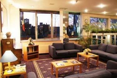 Hotel Rex: Lounge MAILAND