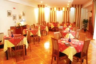 Hotel Rex: Restaurant MAILAND