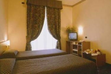 Hotel Rex: Schlafzimmer MAILAND