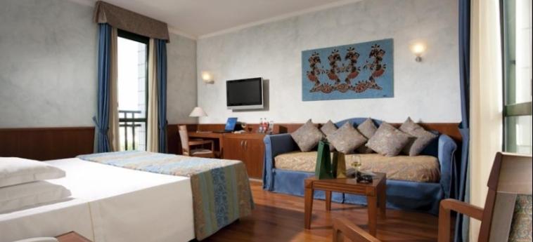 Hotel Raffaello: Detail MAILAND