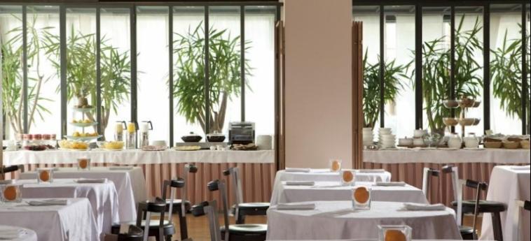 Hotel Raffaello: Frühstücksraum MAILAND