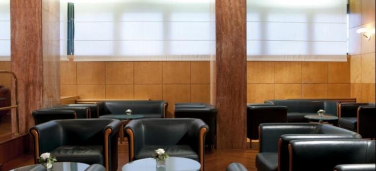 Hotel Raffaello: Lounge Bar MAILAND