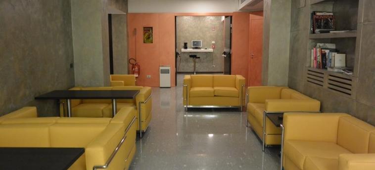 Hotel Metrò: Lounge MAILAND