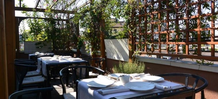 Hotel Metrò: Restaurant MAILAND