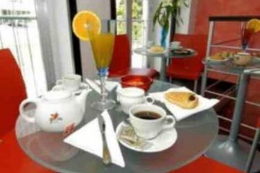 Hotel Stazione: Frühstücksraum MAILAND