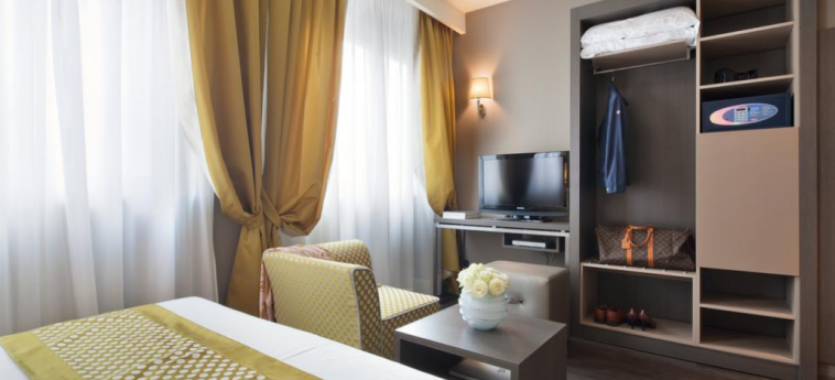 Hotel Mozart: Doppelzimmer MAILAND