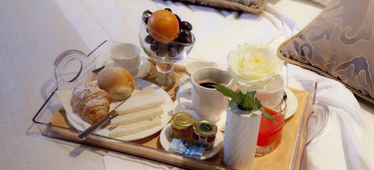 Hotel Mozart: Frühstück MAILAND