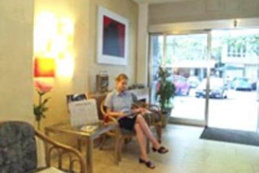 Hotel Schottenhof: Lobby MAINZ