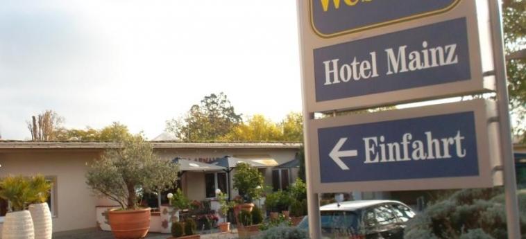 Best Western Hotel Mainz: Exterior MAINZ