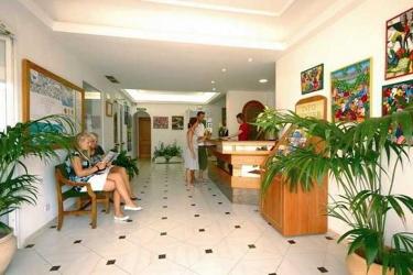 Bellavista Hotel & Spa: Lobby MAIORCA - ISOLE BALEARI