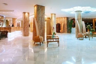 Hotel Serrano Palace: Lobby MAIORCA - ISOLE BALEARI