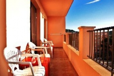 Hotel La Perla Negra: Terrace MAJORCA - BALEARIC ISLANDS