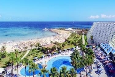 Hotel Hipotels Mediterraneo: Exterior MAJORCA - BALEARIC ISLANDS