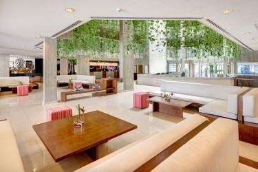 Hotel Hipotels Mediterraneo: Lobby MAJORCA - BALEARIC ISLANDS