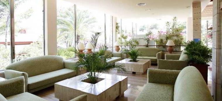 Aparthotel Green Garden: Lobby MAJORCA - BALEARIC ISLANDS