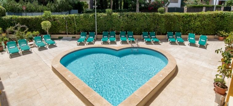 Alper Apartments Mallorca: Outdoor Swimmingpool MAJORCA - BALEARIC ISLANDS