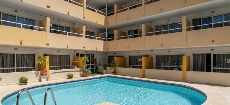 Alper Apartments Mallorca: Pool MAJORCA - BALEARIC ISLANDS