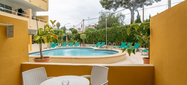 Alper Apartments Mallorca: Swimming Pool MAJORCA - BALEARIC ISLANDS