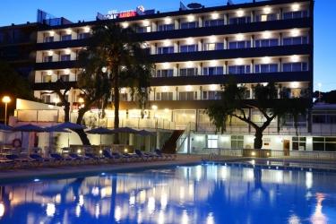 Hotel Joan Miro Museum: Exterieur MAJORQUE - ILES BALEARES