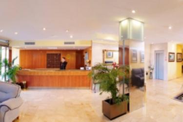 Hotel Joan Miro Museum: Réception MAJORQUE - ILES BALEARES