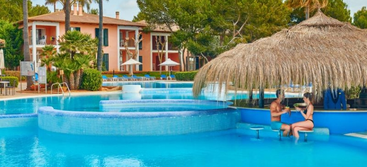 Hotel Blau Colonia Sant Jordi Resort & Spa: Bar MAJORQUE - ILES BALEARES