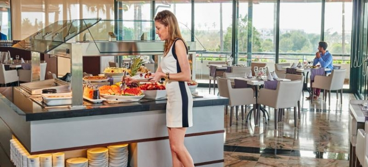 Hotel Blau Colonia Sant Jordi Resort & Spa: Restaurant MAJORQUE - ILES BALEARES