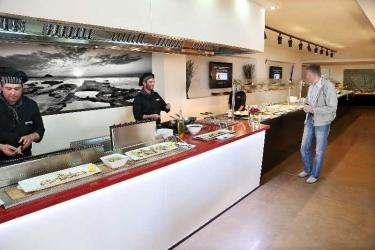 Hotel Aluasoul Palma: Restaurant MAJORQUE - ILES BALEARES