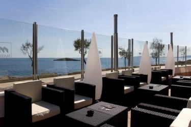 Hotel Aluasoul Palma: Terrasse MAJORQUE - ILES BALEARES
