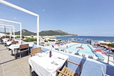 Mar Azul Pur Estil Hotel & Spa: Restaurant MAJORQUE - ILES BALEARES