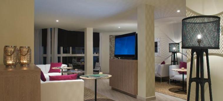 Hotel Melia Calvia Beach: Lobby MAJORQUE - ILES BALEARES